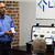 Sanjay Patel displays a TiO home automation product