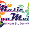 Music on Main logo 2017