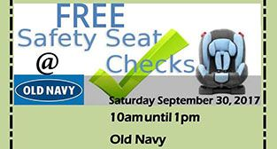 Child safety seat flyer