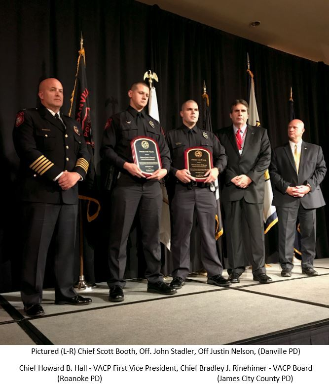 2018 VACP Valor Awards