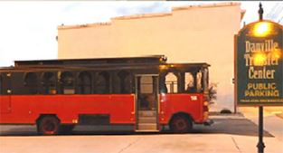 Trolley bus photo
