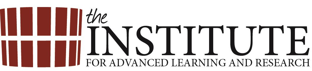 Logo for the Institute for Advanced Learning and Research