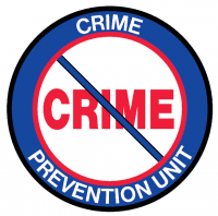 Crime Prevention Patch